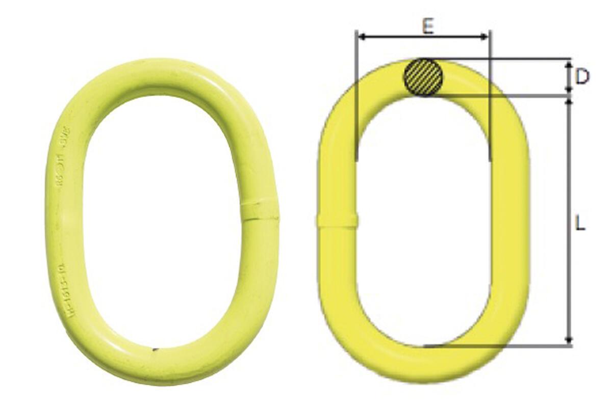 ANILLA MAESTRA tipo M 100
