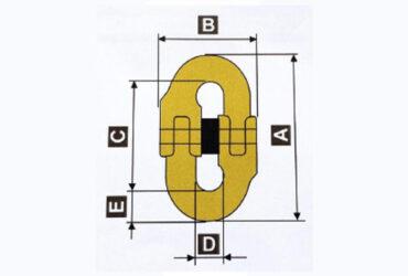 Conector para Cadena – KJ