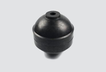 Sphère caoutchouc