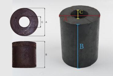 Intermédiaire cylindrique
