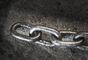 Anchor chain without concrete