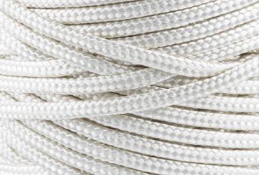 High tenacity nylon braid for nets